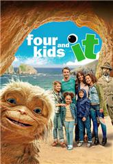 Four Kids and It (2020) 1080p Poster