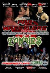 Pro Wrestlers vs Zombies (2014) Poster