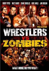 Pro Wrestlers vs Zombies (2014) bluray Poster