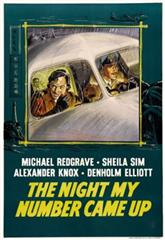 The Night My Number Came Up (1955) 1080p Poster
