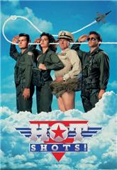 Hot Shots! (1991) 1080p bluray Poster