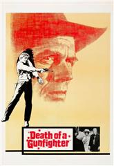 Death of a Gunfighter (1969) Poster