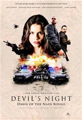 Devil's Night: Dawn of the Nain Rouge (2020) Poster