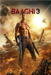 Baaghi 3 (2020) 1080p web Poster