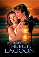Return to the Blue Lagoon (1991) web Poster