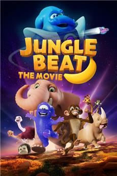 Jungle Beat: The Movie (2020) 1080p Poster
