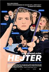 The Hater (2020) 1080p Poster