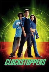 Clockstoppers (2002) web Poster
