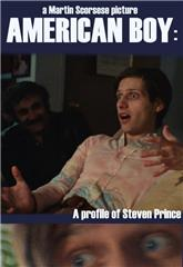 American Boy: A Profile of - Steven Prince (1978) Poster