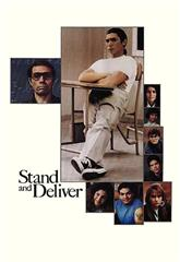 Stand and Deliver (1988) Poster