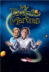My Favorite Martian (1999) web Poster