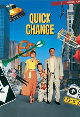 Quick Change (1990) web Poster
