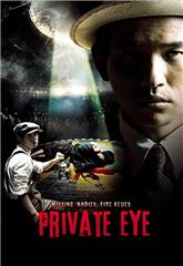 Private Eye (2009) 1080p Poster
