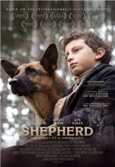 SHEPHERD: The Story of a Jewish Dog (2019) Poster