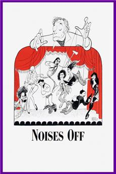 Noises Off... (1992) Poster
