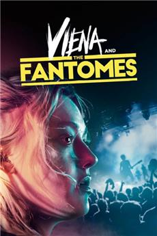 Viena and the Fantomes (2020) 1080p Poster