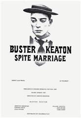 Spite Marriage (1929) 1080p Poster
