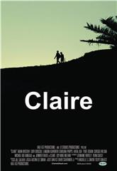 Claire (2013) 1080p Poster