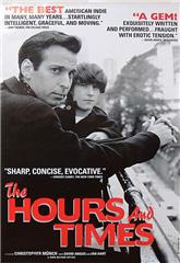 The Hours and Times (1991) 1080p bluray Poster