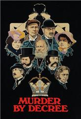 Murder by Decree (1979) Poster