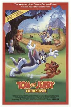 Tom and Jerry: The Movie (1992) 1080p Poster