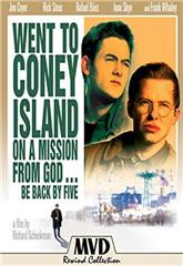 Went to Coney Island on a Mission from God... Be Back by Five (1998) 1080p Poster
