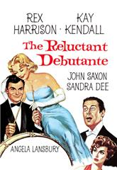 The Reluctant Debutante (1958) bluray Poster