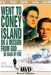 Went to Coney Island on a Mission from God... Be Back by Five (1998) Poster