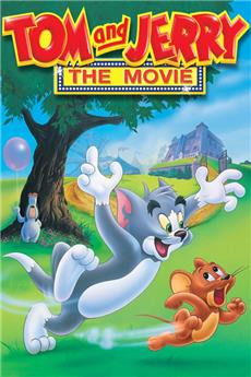 Tom and Jerry: The Movie (1992) Poster
