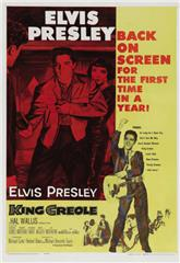 King Creole (1958) bluray Poster