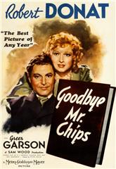 Goodbye, Mr. Chips (1939) 1080p web Poster