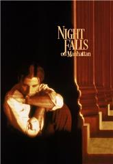 Night Falls on Manhattan (1996) Poster