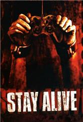 Stay Alive (2006) web Poster