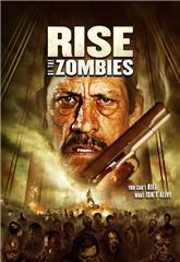 Rise of the Zombies (2012) bluray Poster