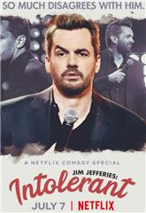 Jim Jefferies: Intolerant (2020) Poster
