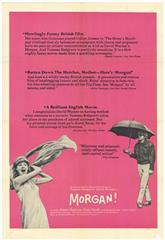Morgan: A Suitable Case for Treatment (1966) Poster