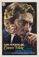 The Trials of Oscar Wilde (1960) 1080p Poster