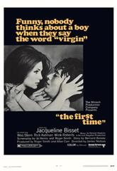 The First Time (1969) 1080p Poster