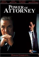 Power of Attorney (1995) Poster