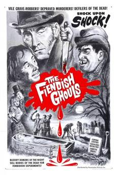 The Flesh and the Fiends (1960) 1080p Poster