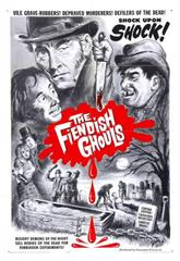 The Flesh and the Fiends (1960) Poster