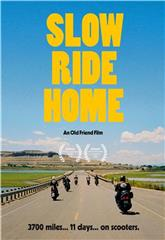 Slow Ride Home (2020) 1080p Poster