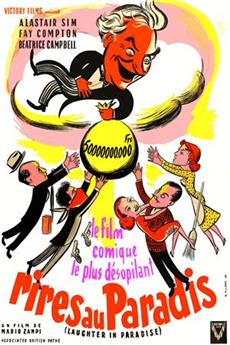 Laughter in Paradise (1951) 1080p Poster