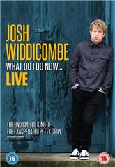 Josh Widdicombe: What Do I Do Now (2016) Poster
