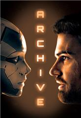 Archive (2020) bluray Poster