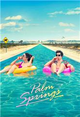 Palm Springs (2020) 1080p web Poster