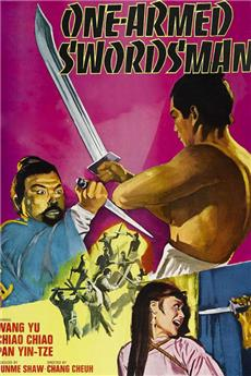 The One-Armed Swordsman (1967) Poster