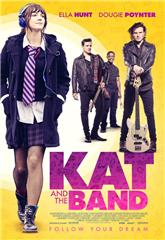Kat and the Band (2019) Poster