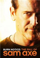 Burn Notice: The Fall of Sam Axe (2011) bluray Poster