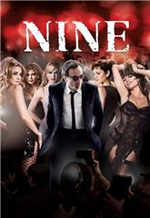 Nine (2009) bluray Poster